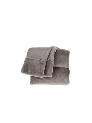 Berkshire Blanket Velvet Soft Cozy Sheet Set-Chocolate-Cal K