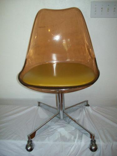 Vintage Lucite Chairs Ebay
