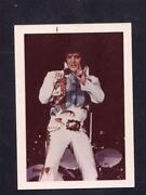 Elvis Presley Original Photo