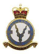 RAF Squadron Plaques
