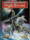 Army Book High Elves Warhammer Fantasy