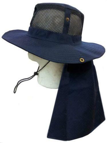 Hat With Neck Flap Ebay