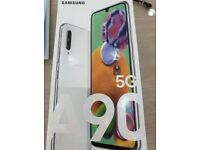 A90 5G UNLOCKED BRAND NEW BOXED OPEN ON ALL NETWORKS AND SAMSUNG WARRANTY