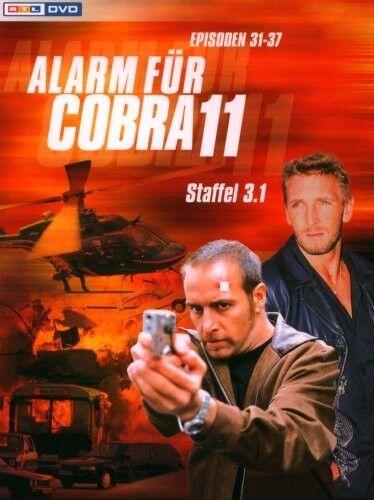 """ALARM FÜR COBRA 11 """"STAFFEL 3.1""""  2 DVD NEU"""