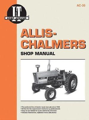 Allis Chalmers It Service Manual 6060 6070 6080