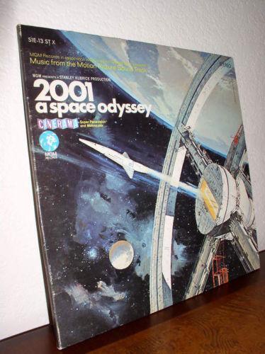 2001 A Space Odyssey Lp Ebay