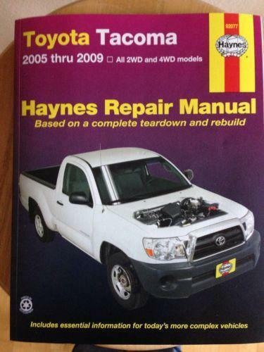 2014 tacoma service manual today manual guide trends sample u2022 rh brookejasmine co 2007 Toyota Tacoma Manual Online Toyota Tacoma Repair Guide