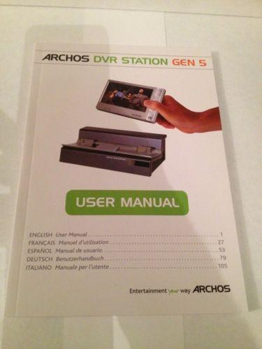 archos 604 user manual online user manual u2022 rh pandadigital co Archos 404 Camcorder 402 Archos Camcorder