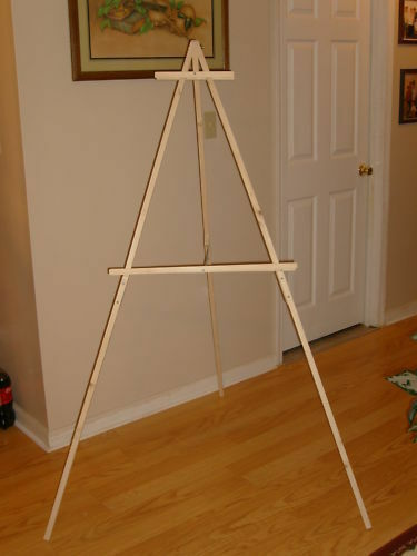 67' TRIPOD STUDIO ARTIST EASELS art supplies painting easel Oil Painting