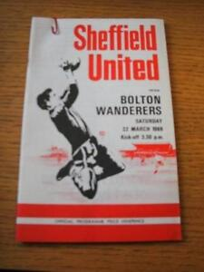 22-03-1969-Sheffield-United-v-Bolton-Wanderers-With-Football-League-Review-N