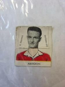 1961-DC-Thompson-Club-Colours-Cut-Out-Aberdeen-G-Mulhall-No-obvious-faults