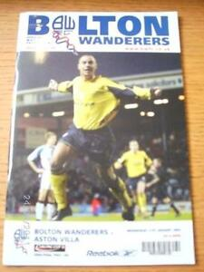 21-01-2004-Football-League-Cup-Semi-Final-Bolton-wanderers-v-Aston-Villa-No