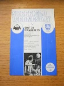 06-09-1972-Sheffield-Wednesday-v-Bolton-Wanderers-Football-League-Cup-Creased