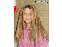 Professional Dreadlocks 20YR EXP Making-Fixing-Extensions Wool Cyber Synthetic Dreadlocks Dreads UK