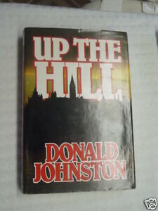 DONALD JOHNSTON SIGNED BOOK Cornwall Ontario image 2