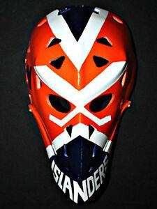 NHL Hockey Goalie Mask Helmet masque gardien but LNH Billy Smith