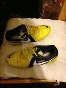 Match Worn Football Boots