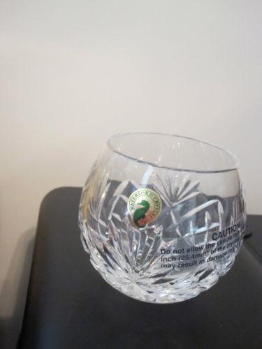 Waterford Crystal Votive Candle Holder Ebay