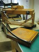 Bookbinding Press