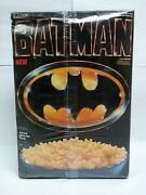 Batman Cereal Box