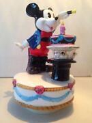 Mickey Mouse Music Box