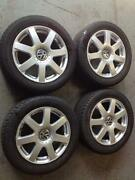 VW 16 Alloy Wheels