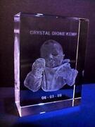 Laser Engraved Crystal