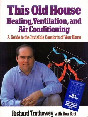 This Old House Heating  Ventilation  And Air Condi