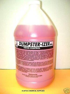 Dumpster - Izer 464 Odor Control Concentrate 2 Gal