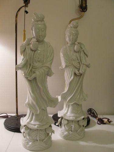 Vintage China Lamp Ebay