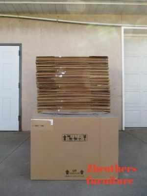 50 Large Corrugated Cardboard Double Wall Heavy Duty Shipping Boxes 31x26x23.5