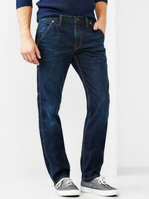 Men's Gap 1969 Carpenter Style Jeans 100% Cotton - CLEARANCE STOCK