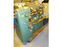 COLCHESTER CHIP MASTER STRAIGHT BED CENTRE LATHE