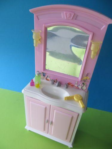 barbie badezimmer ebay. Black Bedroom Furniture Sets. Home Design Ideas