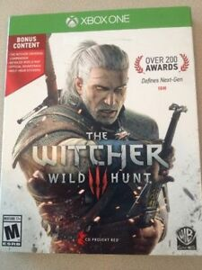 Witcher 3 for Xbox One