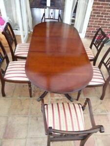 Mahogany Dining Table Ebay