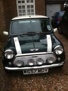 Classic Mini Cooper Car