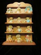 Cherished Teddies Display