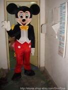 Mickey Maus Kostüm