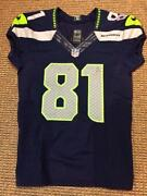 Seattle Seahawks Game Used