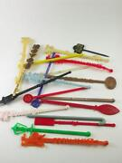 Vintage Swizzle Sticks