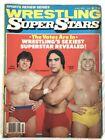 Wrestling 1982 Vintage Sports Publications