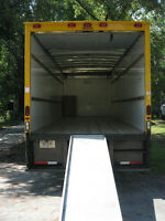 Quality Moving Halifax. 2 Movers 18ft Rates S/A 45/hr