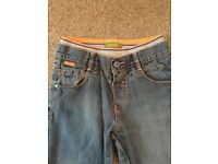 Gorgeous Boys TED BAKER Jeans Age 10 Years.
