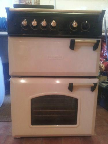 Cream Gas Range Cooker Ebay