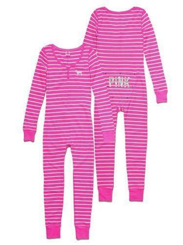61c4f6f1d5c Victoria Secret Thermal Pajamas