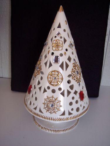 Villeroy boch christmas tree ebay for Villeroy and boch christmas