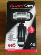 Security Light with Camera