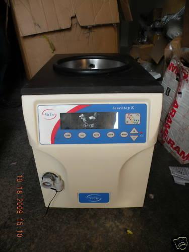 Virtis Benchtop 2k 2KBTXL Freeze Dryers SP Industries