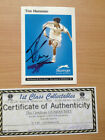 Signed Photos Tennis Collectable Autographs